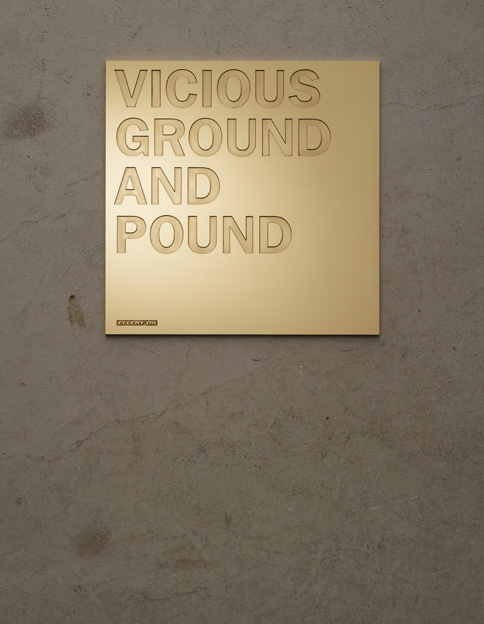 Jonathan Ellery, art, Brass, Ellery's Theory, 2009, Browns Design